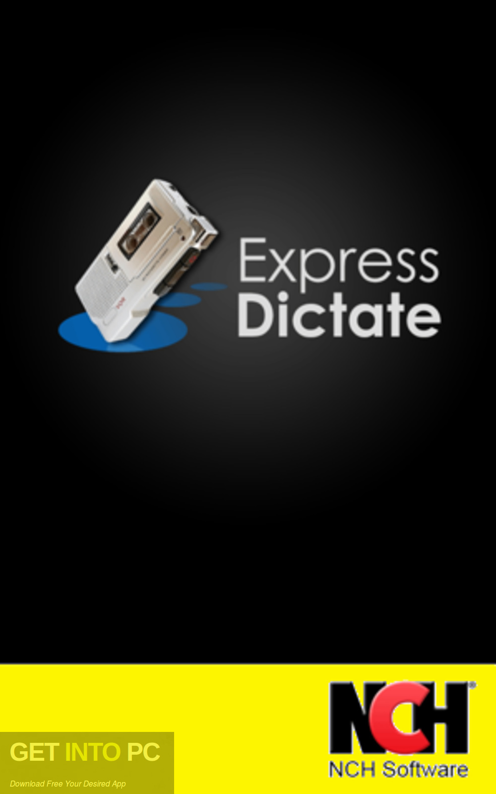NCH Express Dictate Free Download-GetintoPC.com