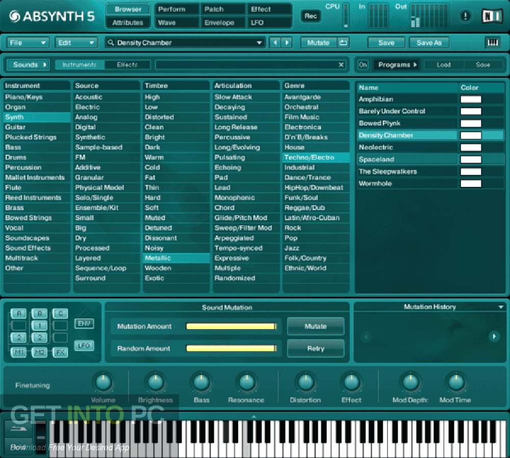 Native Instruments Absynth VSTi Direct Link Download-GetintoPC.com