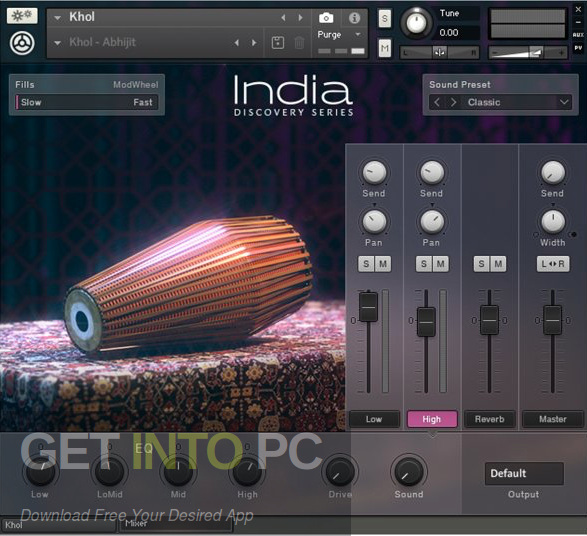 Native Instruments Discovery Series India KONTAKT Library VST Direct Link Download-GetintoPC.com