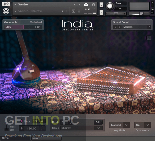 Native Instruments Discovery Series India KONTAKT Library