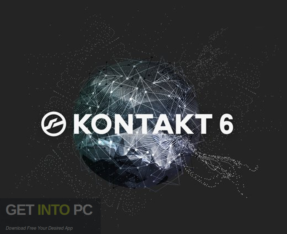 Native Instruments Kontakt 6 Free Download-GetintoPC.com