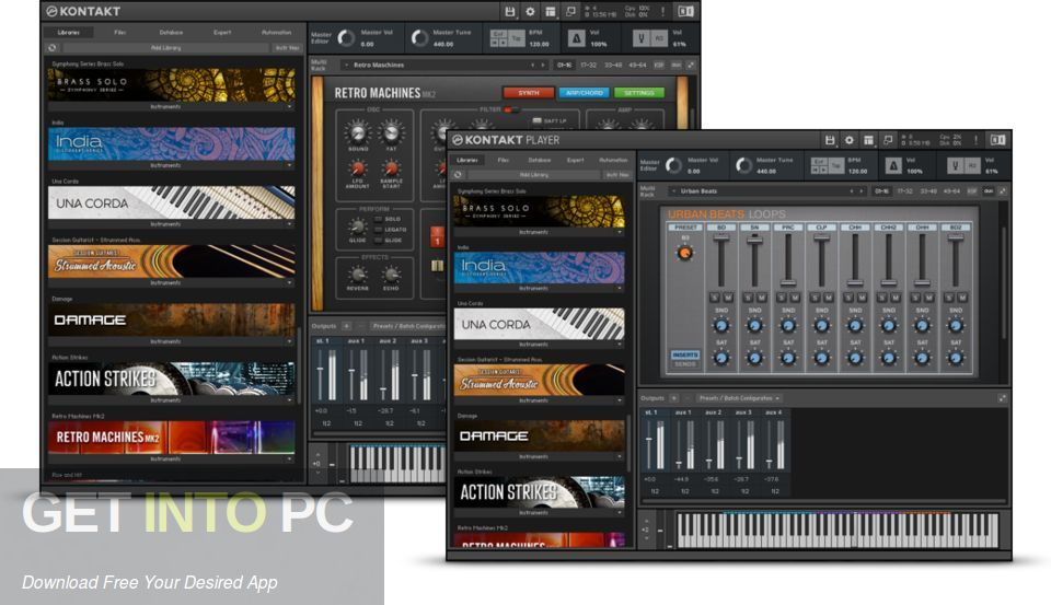 Native Instruments Kontakt 6 Offline Installer Download-GetintoPC.com