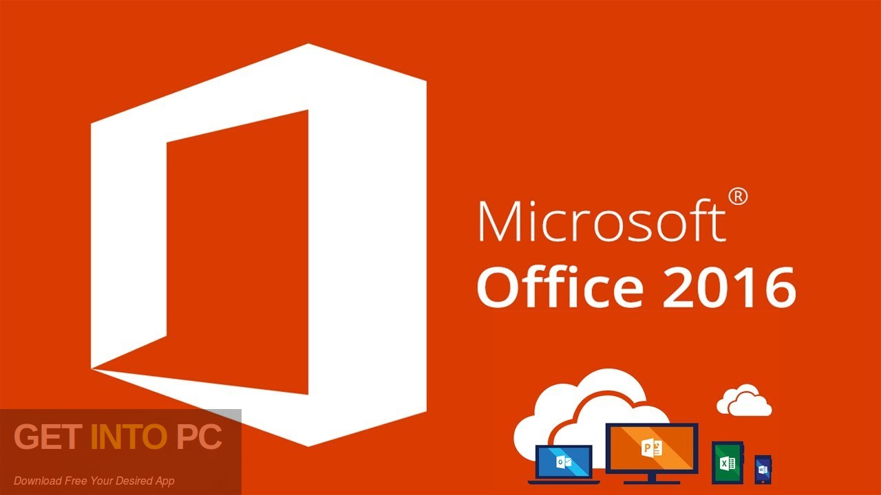 Office 2016 Professional Plus Jan 2019 Free Download-GetintoPC.com