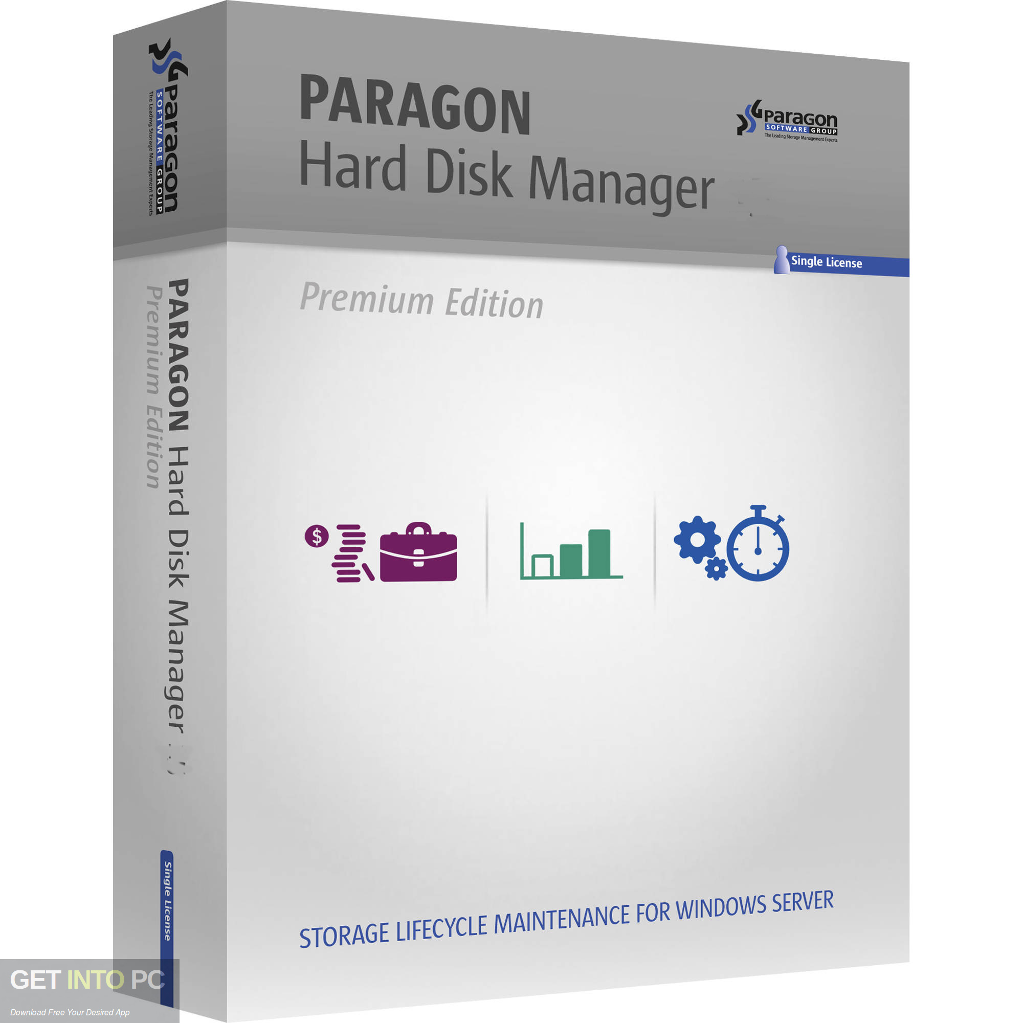 Paragon Hard Disk Manager Advanced 2019 Free Download-GetintoPC.com