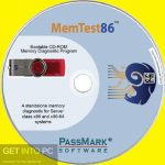 PassMark MemTest86 Pro 2019 Free Download