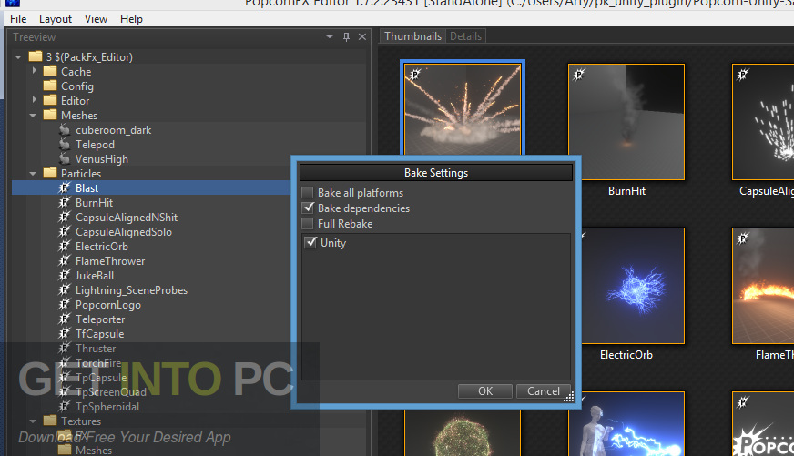 PopcornFX Particle Effects Plugin Unity Package Direct Link Download-GetintoPC.com