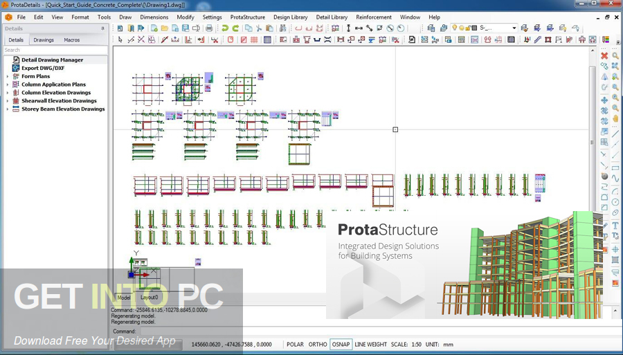 ProtaStructure Suite Enterprise 2018 Direct Link Download-GetintoPC.com