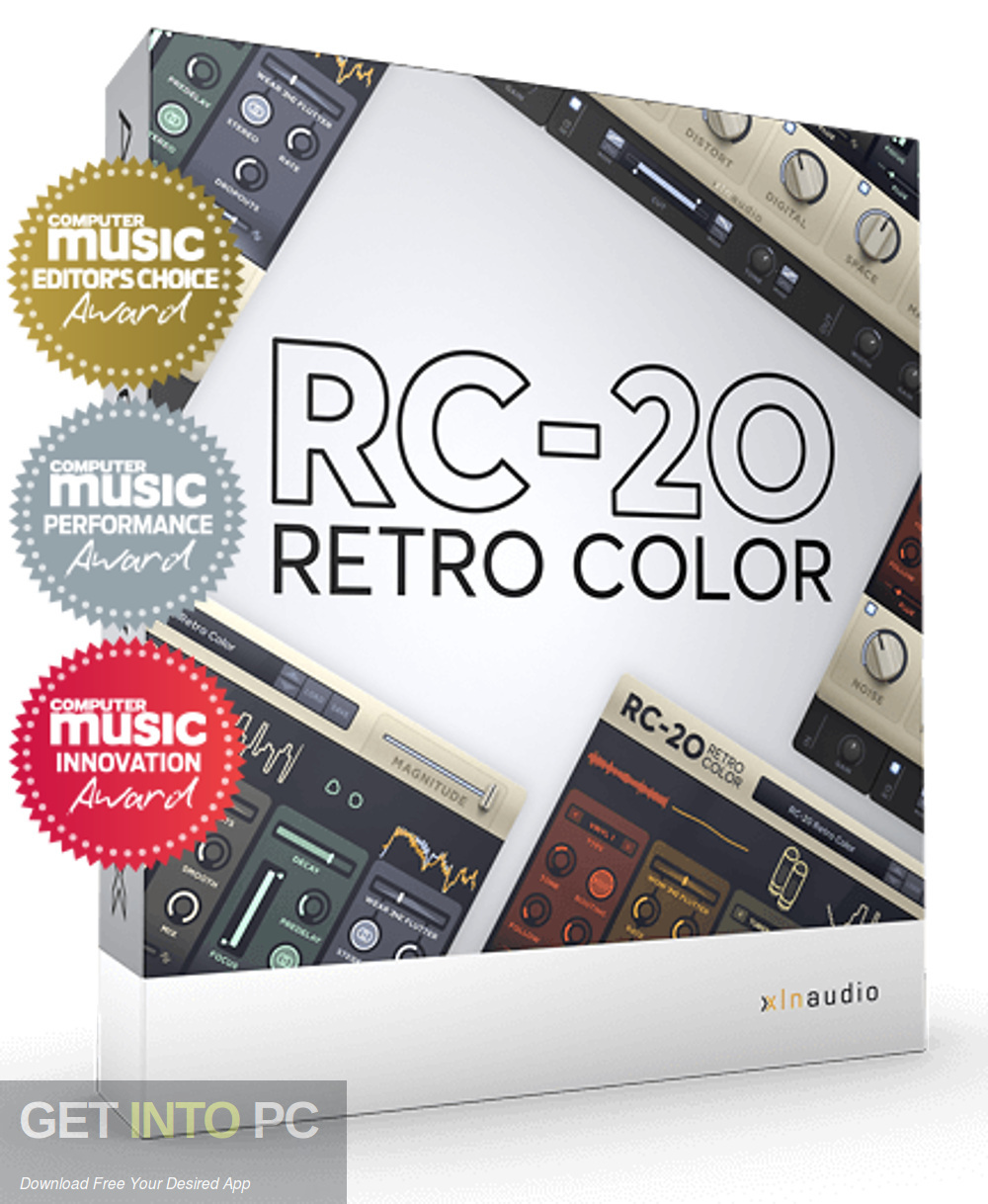 RC-20 Retro Color VST for Mac Free Download-GetintoPC.com