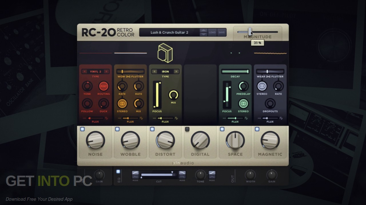 RC-20 Retro Color VST for Mac Latest Version Download-GetintoPC.com