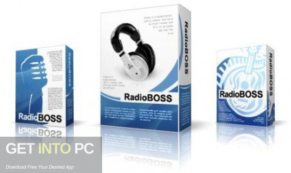 RadioBOSS Advanced Free Download-GetintoPC.com