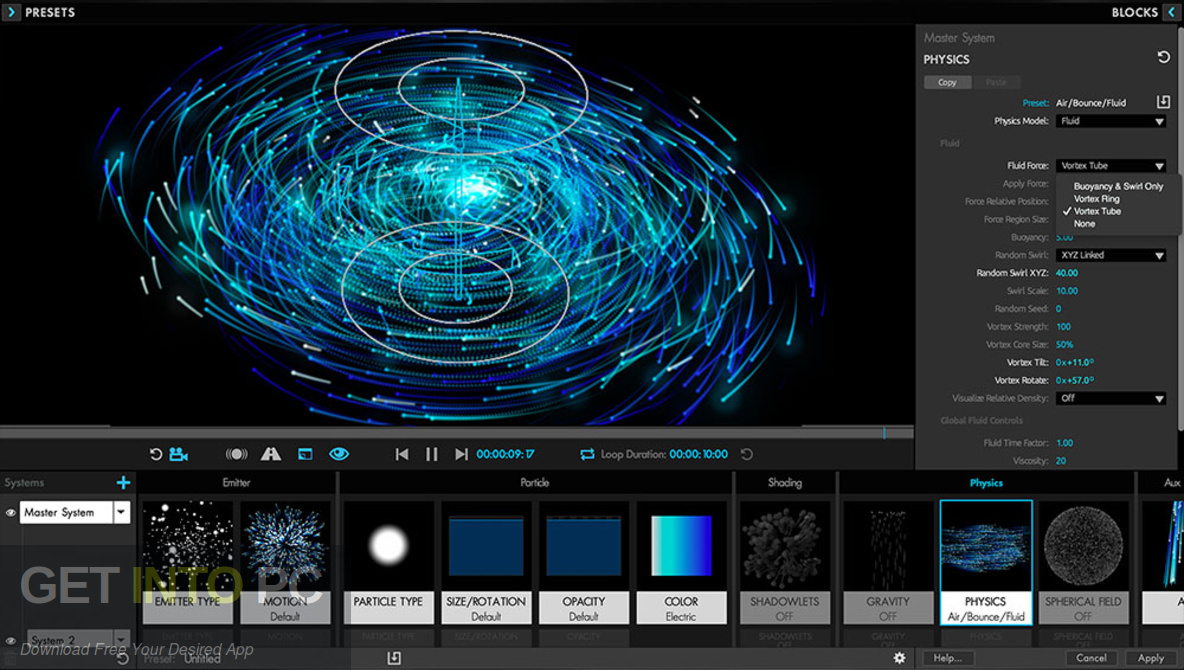 Red Giant Trapcode Suite 15 Offline Installer Download-GetintoPC.com