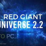 Red Giant Universe 2.2 Plugins Pack Free Download