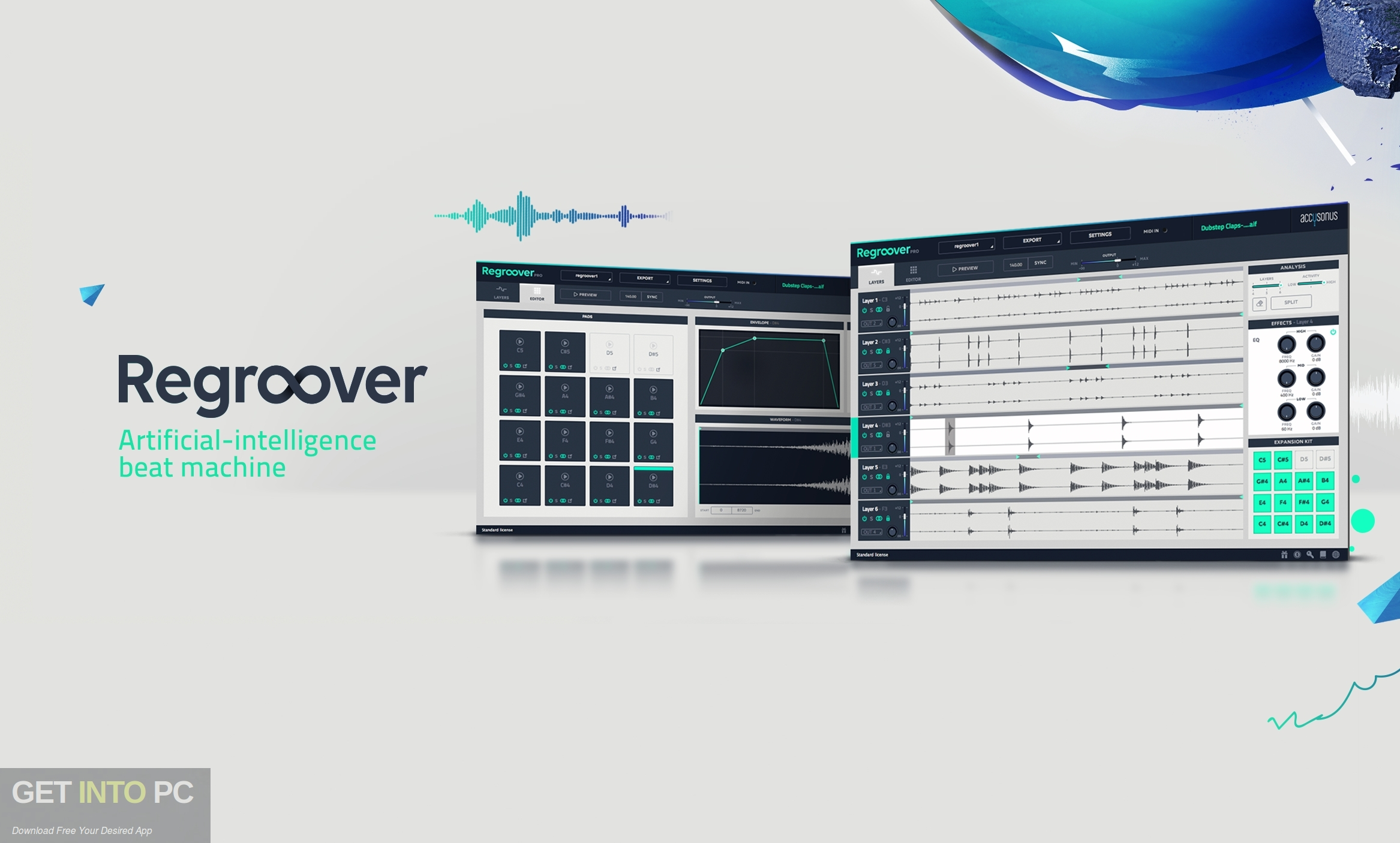 Regroover Pro VST Free Download-GetintoPC.com