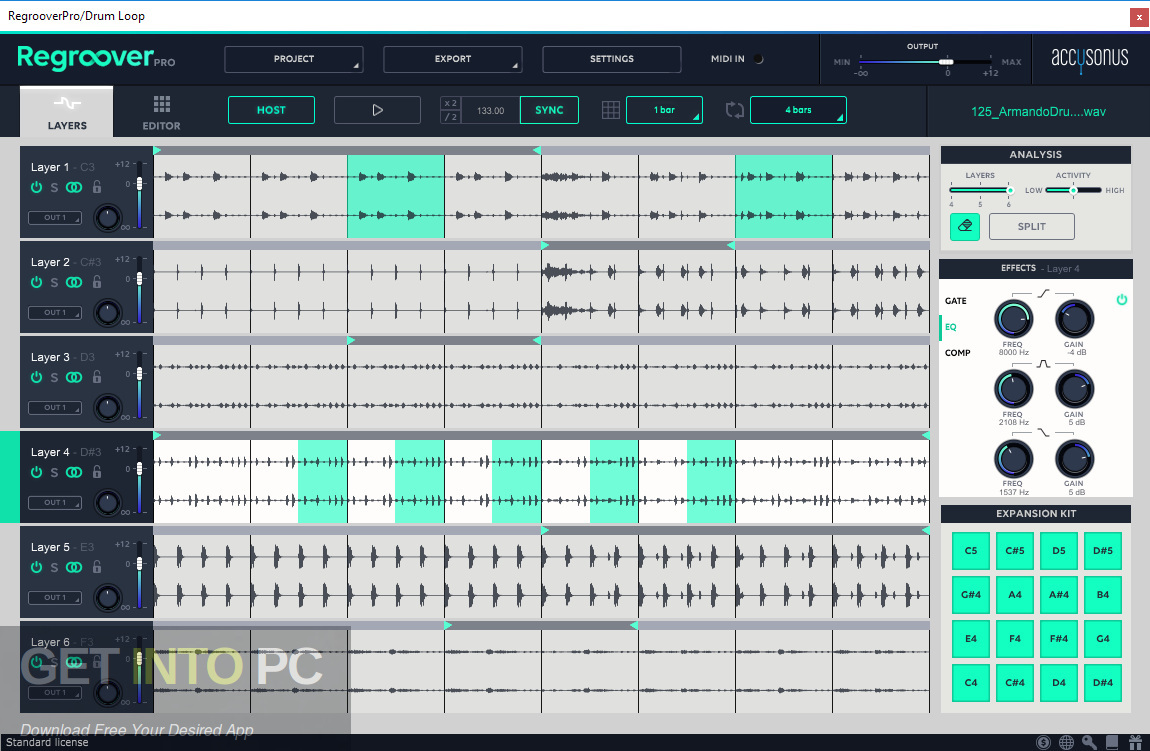 Regroover Pro VST Latest Version Download-GetintoPC.com