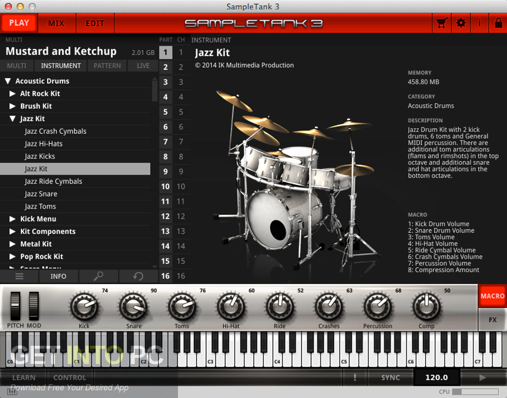 SampleTank VST Direct Link Download-GetintoPC.com