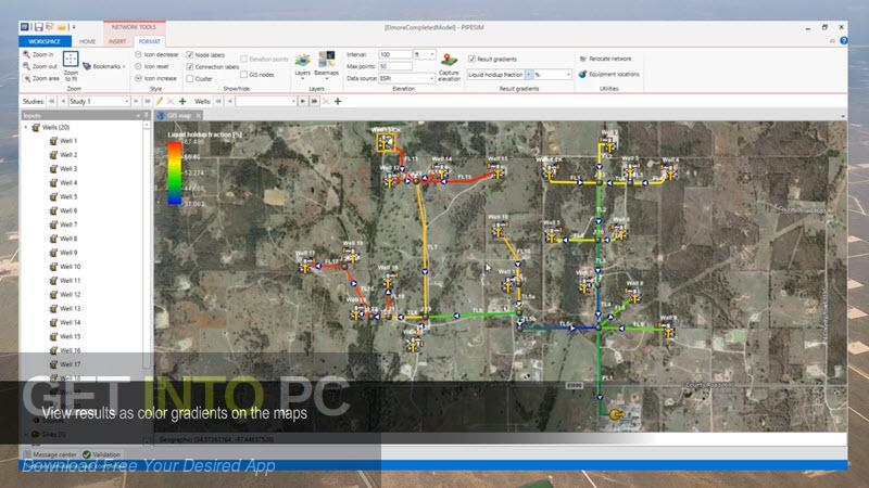 Schlumberger PIPESIM 2017 Latest Version Download-GetintoPC.com