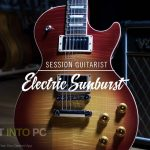 Session Guitarist Electric Sunburst KONTAKT VST Library Download