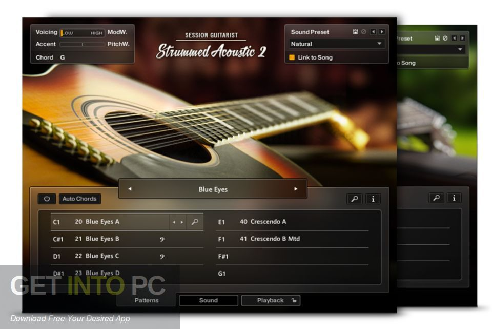Session Guitarist Electric Sunburst KONTAKT VST Library Offline Installer Download-GetintoPC.com