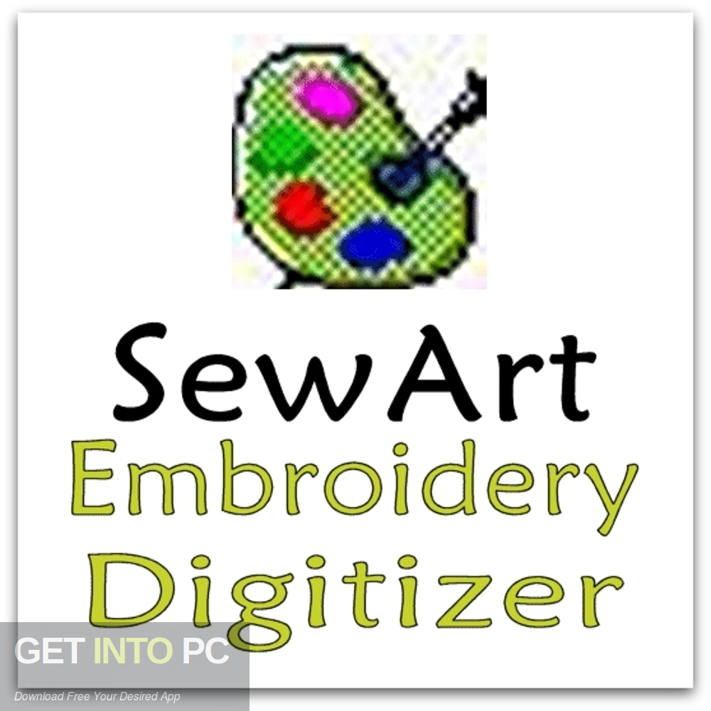SewArt Embroidery Software Free Download-GetintoPC.com