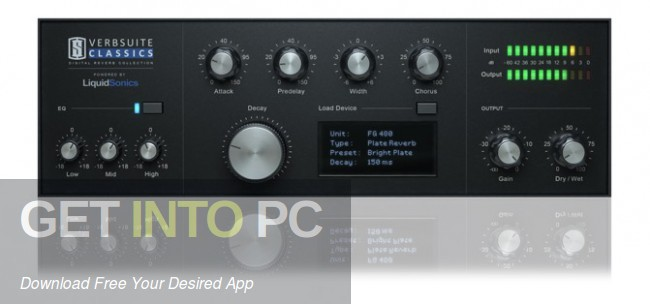Slate Digital Verbsuite Classics Plugin Direct Link Download-GetintoPC.com