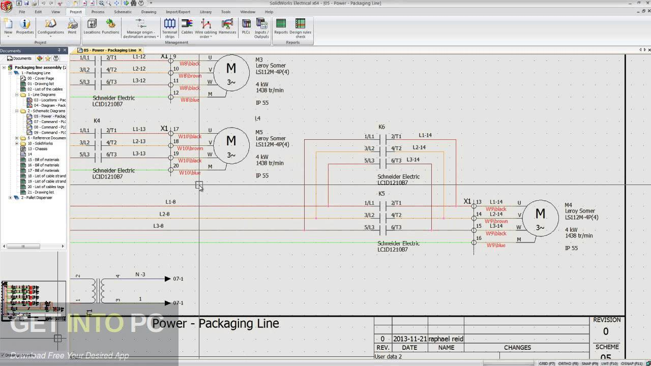 SolidWorks Electrical 2013 Direct Link Download-GetintoPC.com