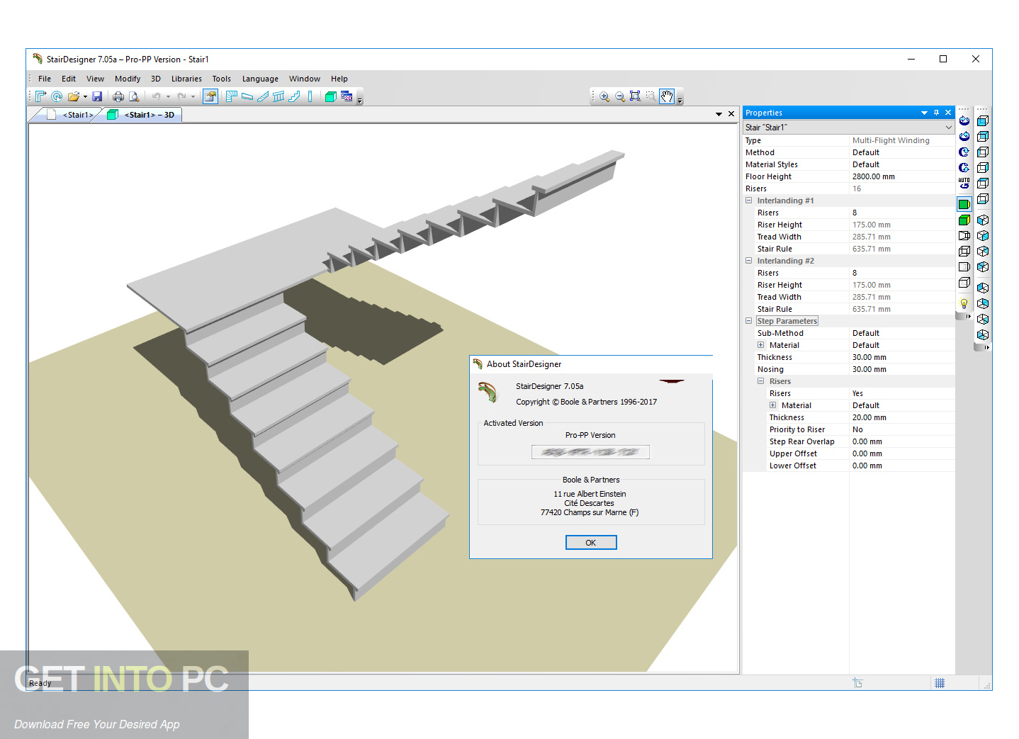 StairDesigner Pro Latest Version Download-GetintoPC.com