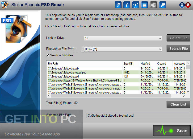 Stellar Phoenix PSD Repair DIrect Link Download-GetintoPC.com
