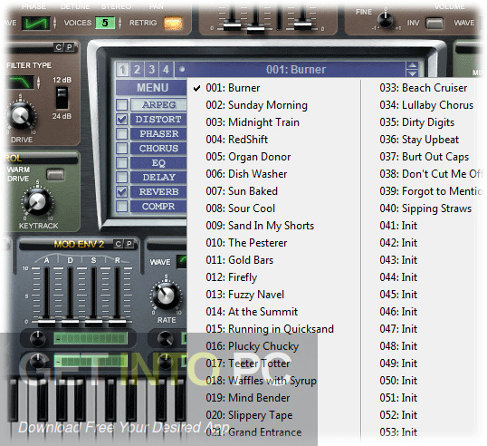 Sylenth1 Preset Banks Collection Direct Link Download-GetintoPC.com
