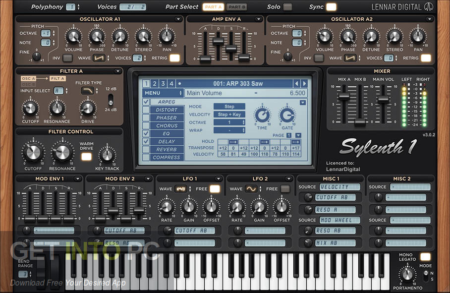 Sylenth1 Preset Banks Collection Latest Version Download-GetintoPC.com