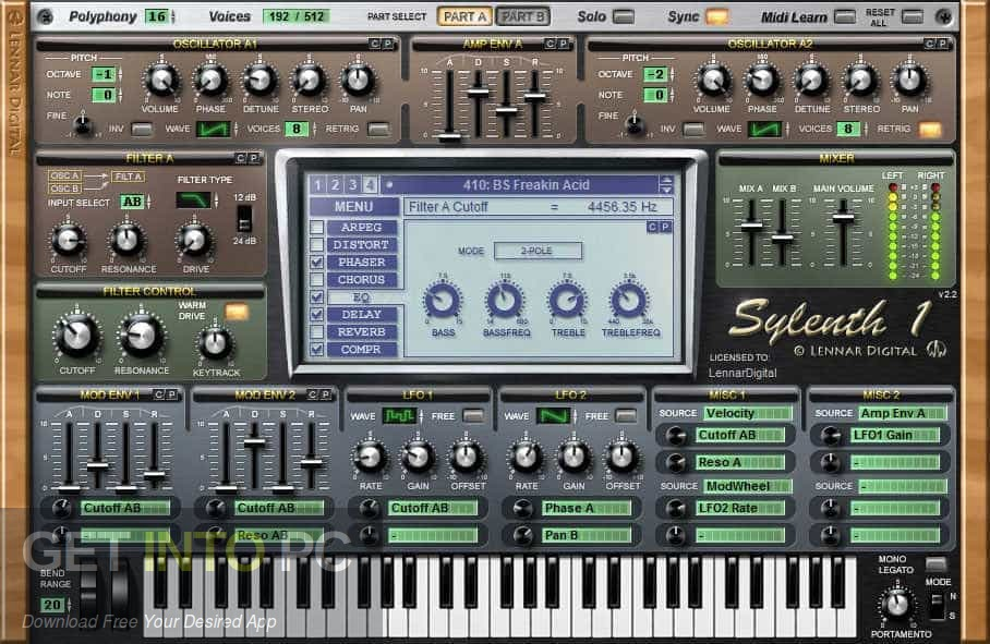 Sylenth1 Preset Banks Collection Offline Installer Download-GetintoPC.com