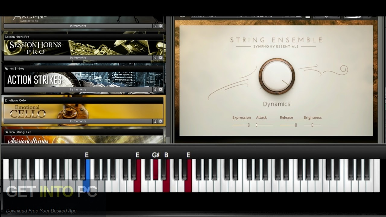 Symphony Essentials Percussion KONTAKT Library Offline Installer Download-GetintoPC.com