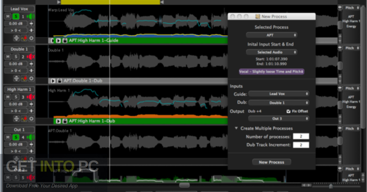 Synchro Arts Revoice Pro Latest Version Download-GetintoPC.com