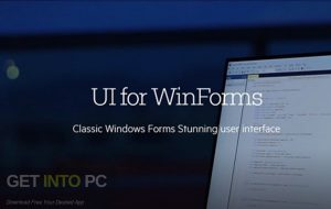 Telerik UI For WinForms 2018 Free Download-GetintoPC.com