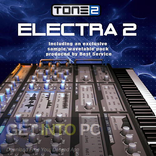 Tone2 Electra2 VST Free Download-GetintoPC.com