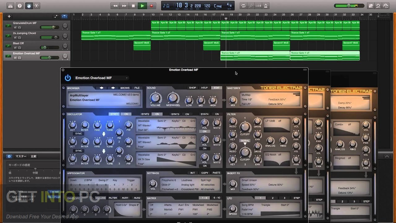 Tone2 Electra2 VST Offline Installer Download-GetintoPC.com