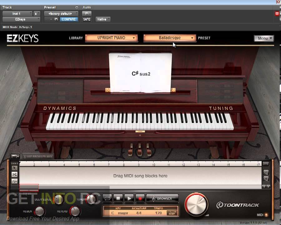 Toontrack EZkeys Complete VSTi Direct Link Download-GetintoPC.com