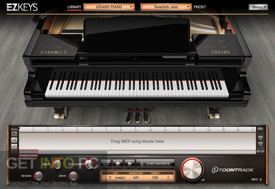 Toontrack EZkeys Complete VSTi Latest Version Download-GetintoPC.com