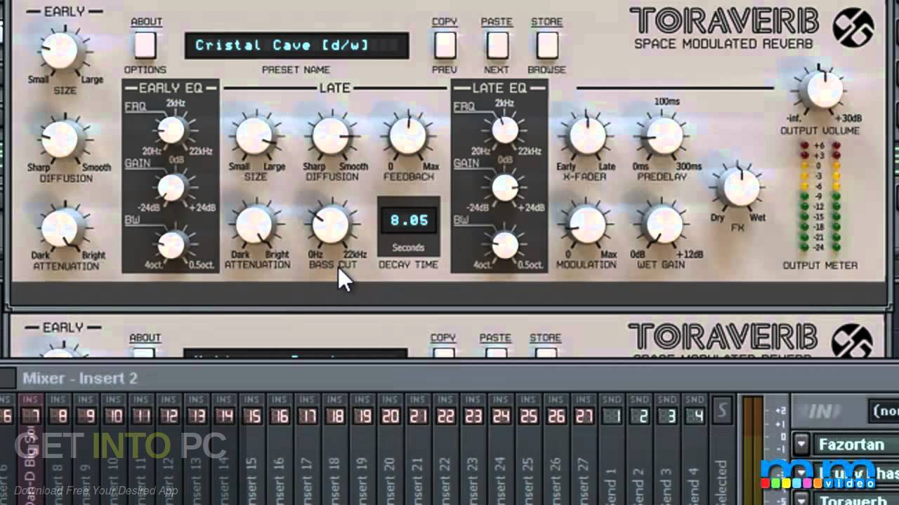Toraverb VST Latest Version Download-GetintoPC.com