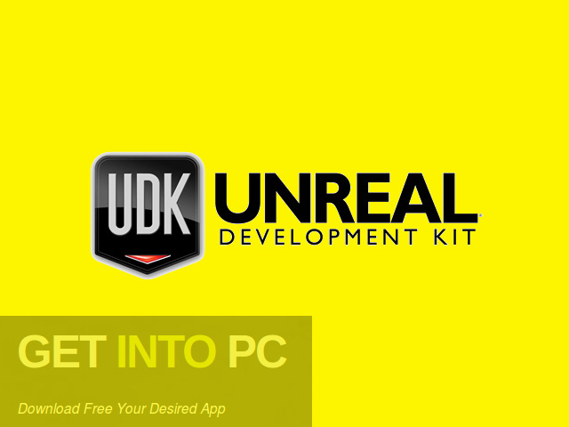 UDK 3 Full Setup Free Download