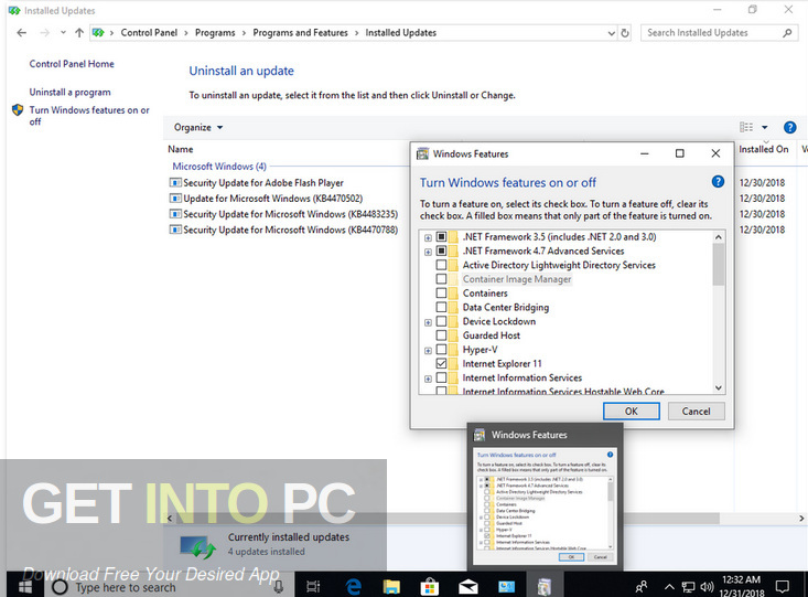 Windows 10 RS5 32 64 Bit Jan 2019 Latest Version Download-GetintoPC.com
