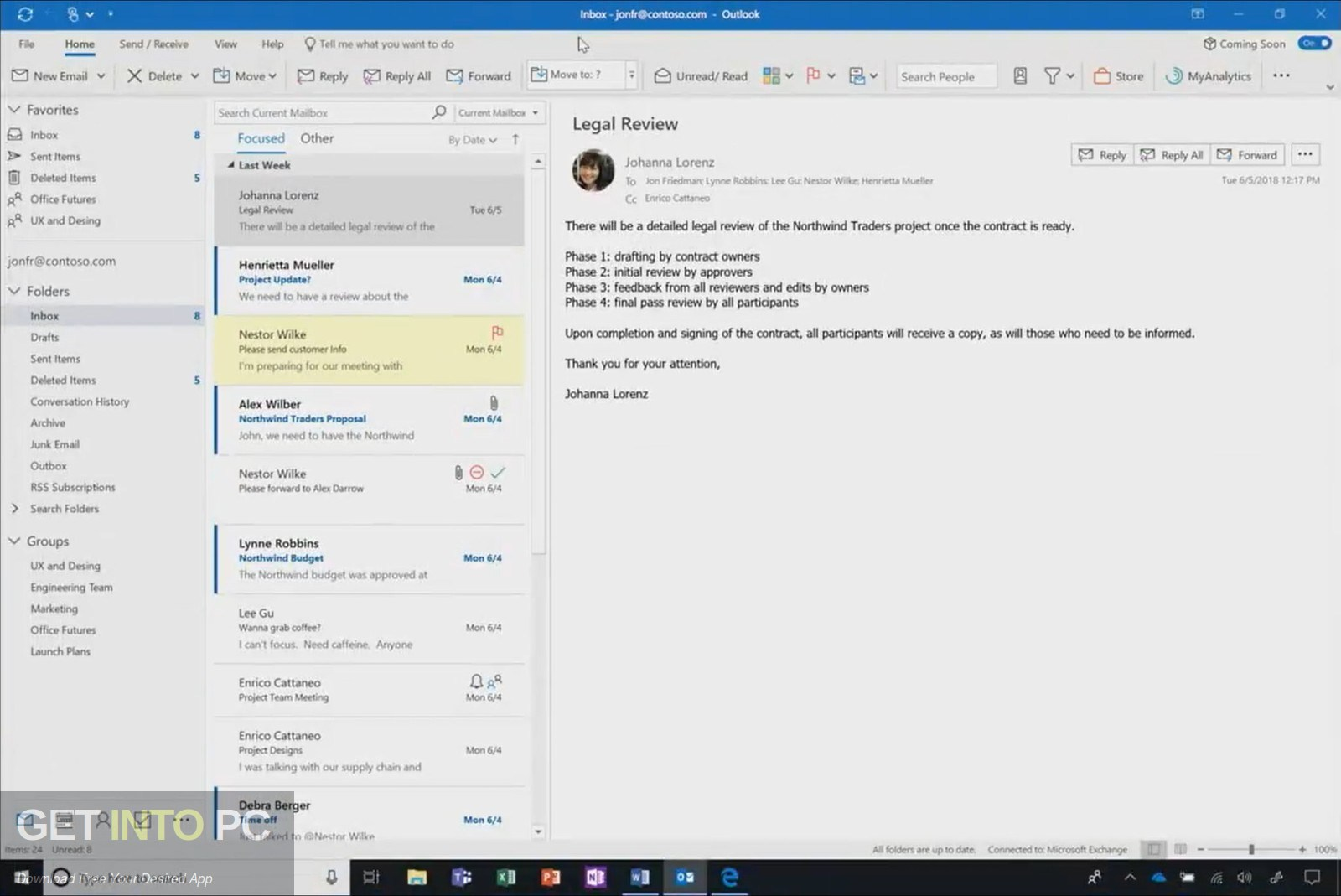 Windows 10 RS5 All in One Jan 2019 + Office 2019 Latest Version Download-GetintoPC.com