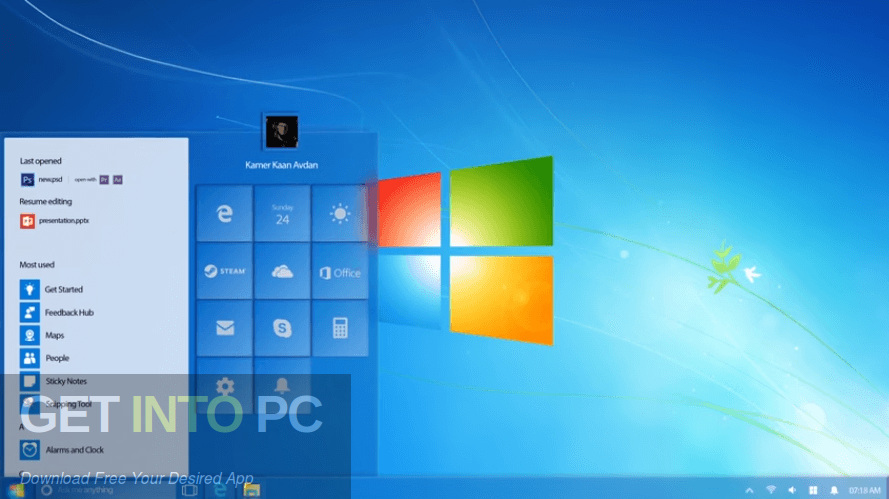 Windows 7 All in One 32 64 Bit Jan 2019 Offline Installer Download-GetintoPC.com
