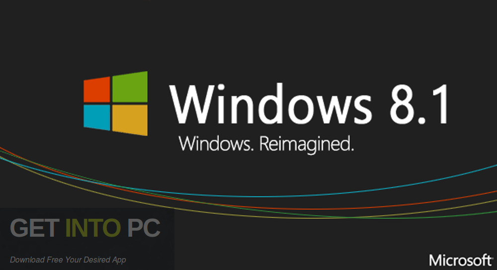 Windows 8.1 Enterprise 32 64 Bit Jan 2019 Free Download-GetintoPC.com
