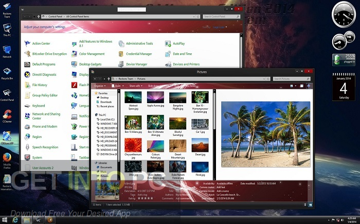Windows 8.1 Heavier Edition Direct Link Download-GetintoPC.com