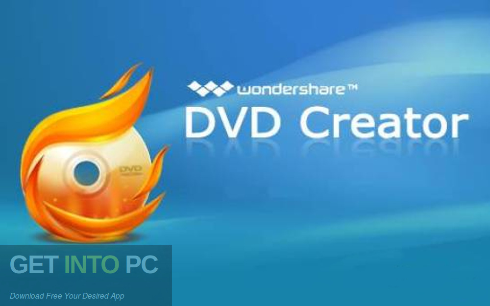 Wondershare DVD Creator 2020 Free Download