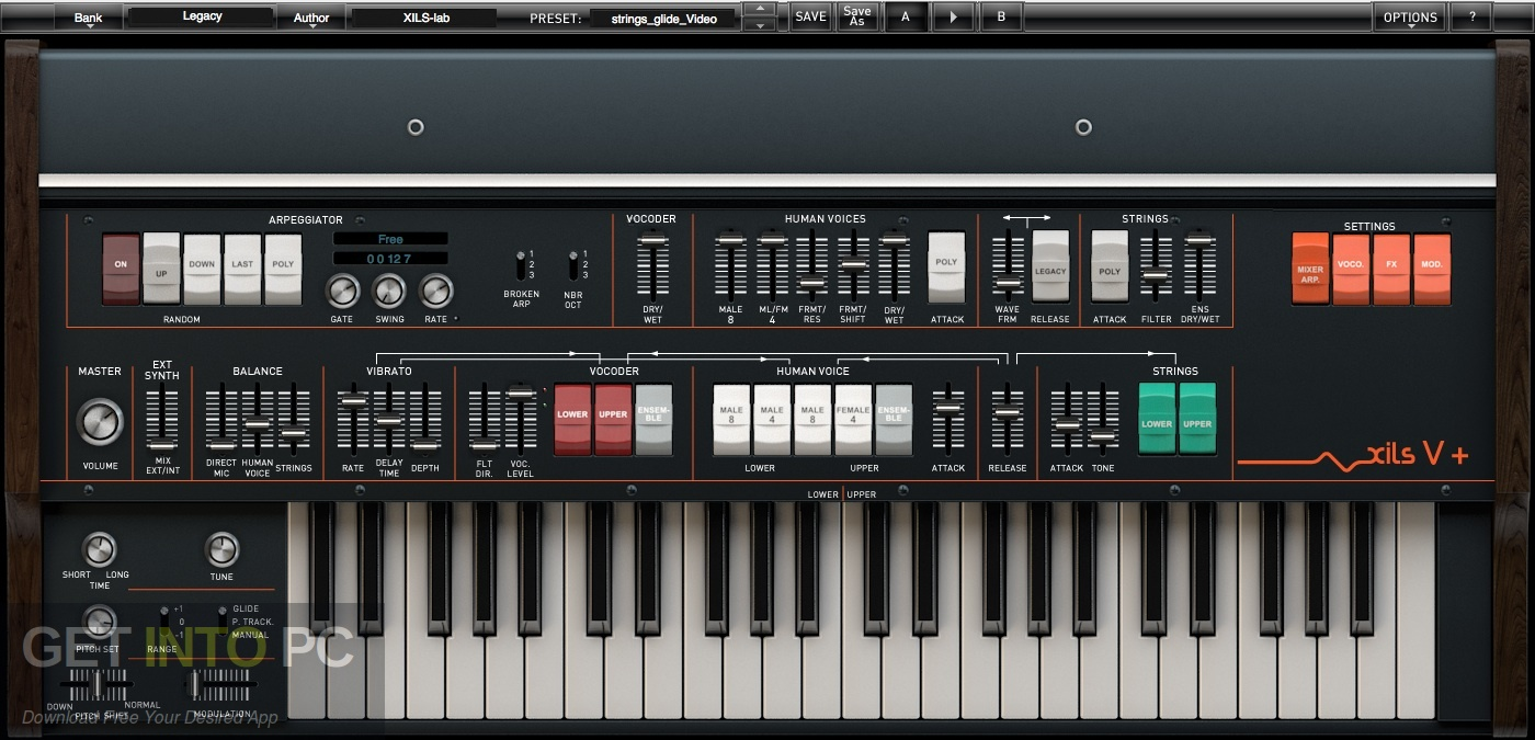 XILS Vocoder 5000 VSTs Direct Link Download-GetintoPC.com