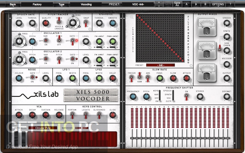 XILS Vocoder 5000 VSTs Latest Version Download-GetintoPC.com