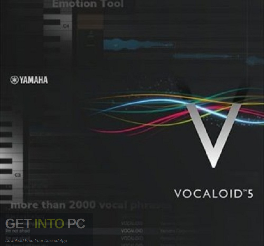 Yamaha Vocaloid 5 0 3 + Libraries Standalone VSTi Free Download