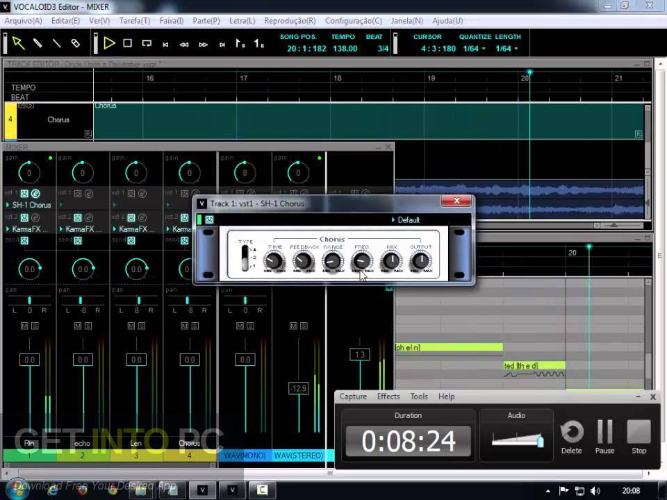 Yamaha Vocaloid 5.0.3 + Libraries Standalone VSTi Latest Version Download-GetintoPC.com