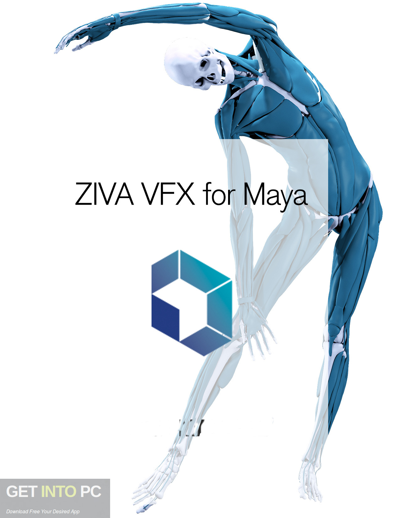 Download Ziva VFX for Maya 2018 Free
